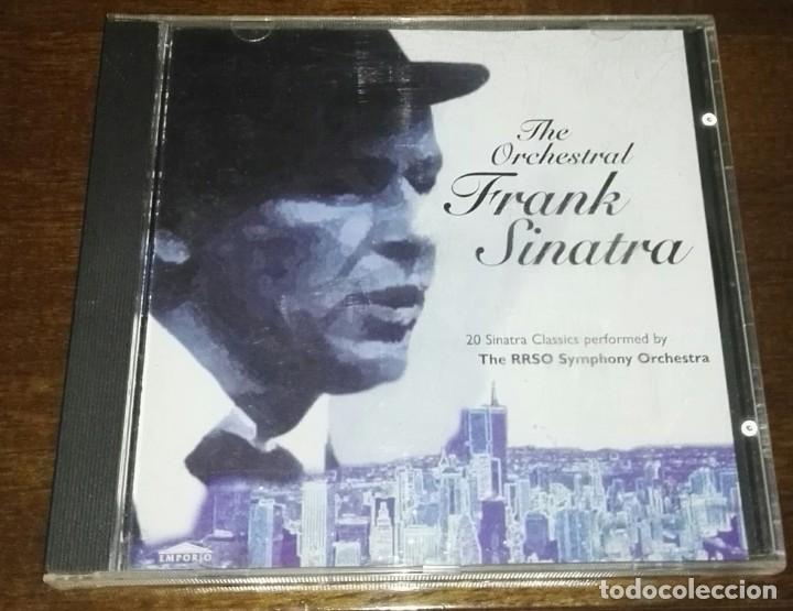 THE ORCHESTRAL FRANK SINATRA 20 TEMAS (Música - CD's Melódica )