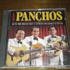 CDs de Música: LOS PANCHOS GRANDES EXITOS. Lote 165510886