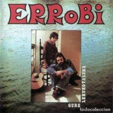 CDs de Música - ERROBI - GURE LEKUKOTASUNA - 165514170