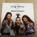 CDs de Música: KING AFRICA MAMA YO QUIERO REMIXES CD SINGLE DE CARTON AÑO 1995 CONTIENE 4 TEMAS. Lote 165517940