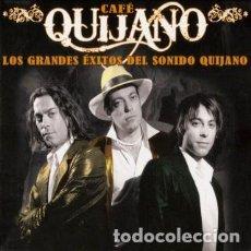 CDs de Música: CAFÉ QUIJANO - LOS GRANDES EXITOS DEL SONIDO QUIJANO. Lote 165520198