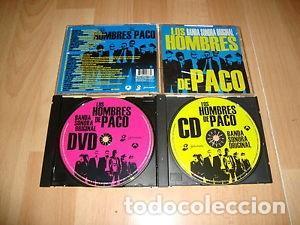 LOS HOMBRES DE PACO - BANDA SONORA ORIGINAL - 2XCD (Música - CD's Pop)