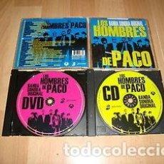 CDs de Música: LOS HOMBRES DE PACO - BANDA SONORA ORIGINAL - 2XCD. Lote 165525474