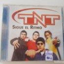 CDs de Música: CD TNT - SIGUE EL RITMO - NUEVO A ESTRENAR PRECINTADO. Lote 165530230