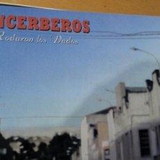 CDs de Música: CANCERBEROS YA RODARON LO DADOS CD PUNK DESCATALOGADO¡¡. Lote 165533262