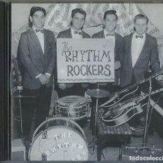 CDs de Música: RARE FIFTIES BOSTON ROCKABILLY CD VOL. 3, RHYTHM ROCKERS .ORIG.1996 *RAREZA* (COMPRA MINIMA 15 EUR) . Lote 165540154