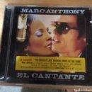 CDs de Música: MARC ANTHONY - EL CANTANTE. Lote 165544198