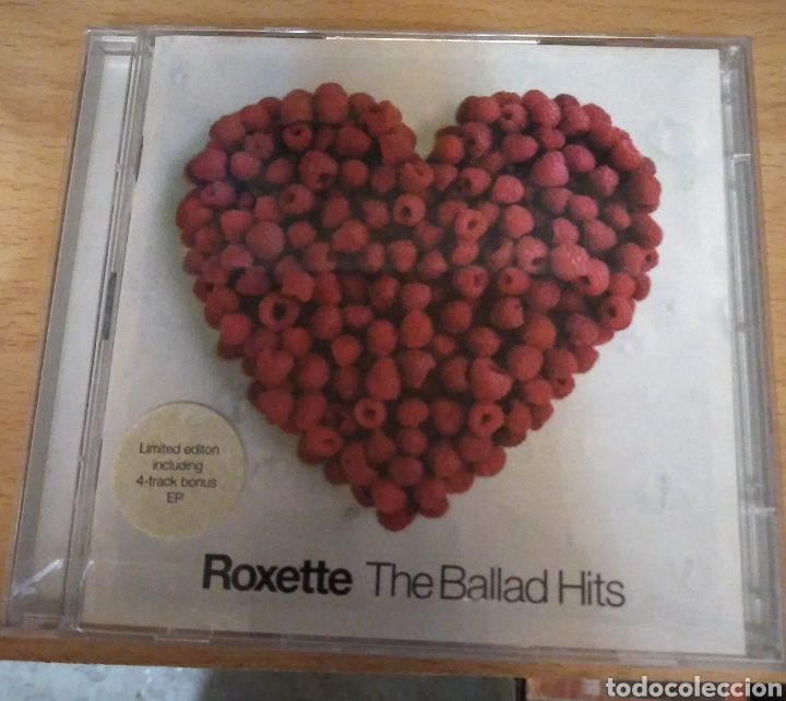 cd roxette the ballad hits download