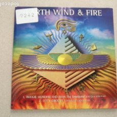 CDs de Música: CD SINGLE PROMOCIONAL PERTENCIENTE A EMISORA DE RADIO - EARTH WIND & FIRE. Lote 165548442
