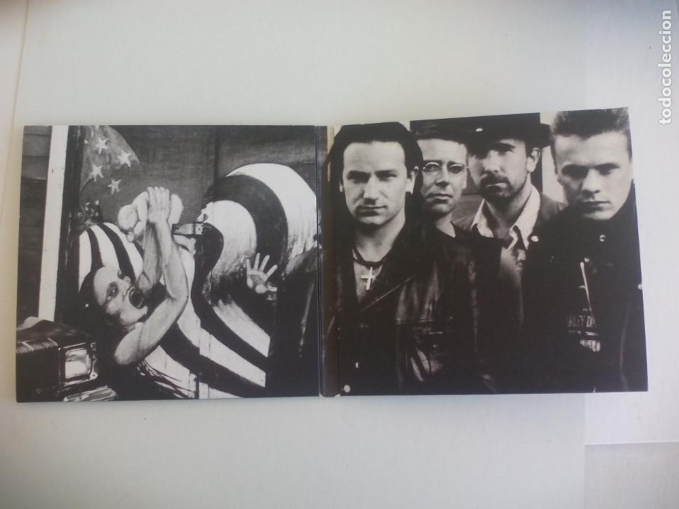 CDs de Música: U2 RATTLE AND HUM. CD CON ENCARTE CON LAS LETRAS. 2015. ISLAND RECORDS - Foto 2 - 165553206