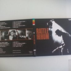 CDs de Música: U2 RATTLE AND HUM. CD CON ENCARTE CON LAS LETRAS. 2015. ISLAND RECORDS. Lote 165553206