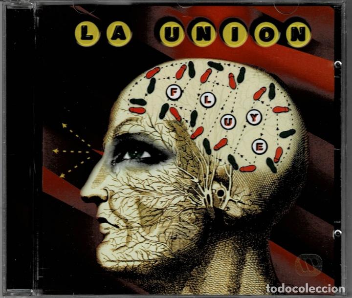 LA UNION - FLUYE / CD ALBUM DE 1997 RF-2183, PERFECTO ESTADO (Música - CD's Pop)