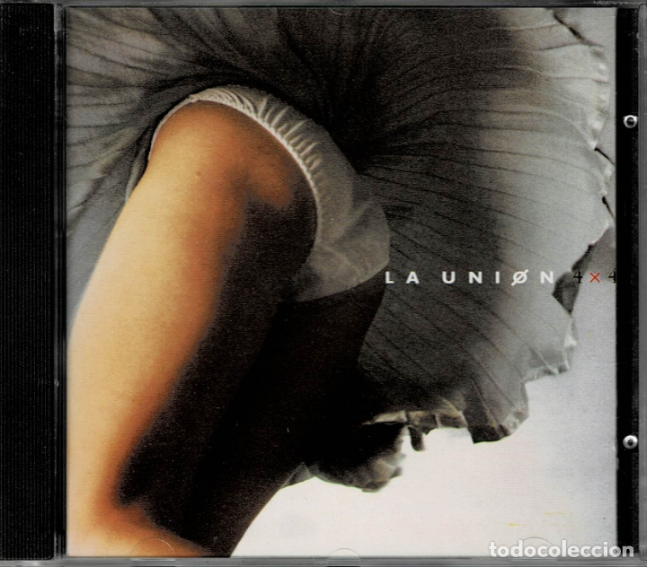 LA UNION/ 4X4 / CD ALBUM DE 1991 RF-1989 . PERFECTO ESTADO (Música - CD's Pop)