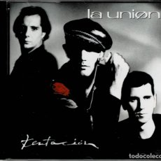 CDs de Música - LA UNION - TENTACION - CD ALBUM DE 1990 RF-1991 , PERFECTO ESTADO - 165555110