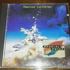 CDs de Música: MAGNA CARTA LORD OF THE AGES. Lote 165593202