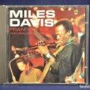 CDs de Música: MILES DAVIS - FRAN/DANCE - CD. Lote 165609190