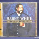 CDs de Música: BARRY WHITE - THE ULTIMATE COLLECTION - CD. Lote 165612410