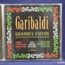 CDs de Música: GARIBALDI - GRANDES ÉXITOS - CD. Lote 165617502