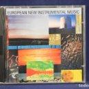 CDs de Música: VARIOUS - EUROPEAN NEW INSTRUMENTAL MUSIC - 2 CD. Lote 165619486