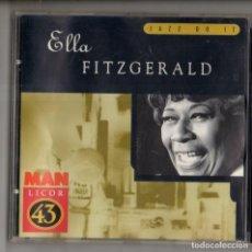 CDs de Música: ELLA FITZGERALD JAZZ DO IT CD. Lote 165638746