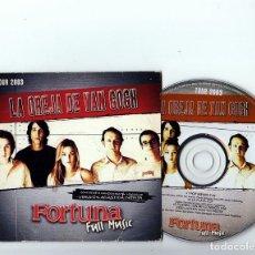 CDs de Música: LA OREJA DE VAN GOGH-TOUR 2003- SUPER RARO-VERSION ACUSTICA + VIDEO INEDITO+ TICKET FREE. Lote 165644130