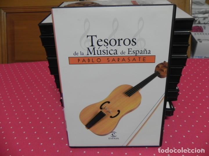 CDs de Música: TESOROS DE LA MÚSICA DE ESPAÑA (COLECCIÓN COMPLETA EN DOCE CDS. NUEVOS) - Foto 7 - 165666258