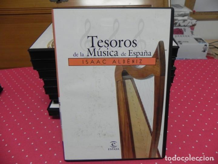 CDs de Música: TESOROS DE LA MÚSICA DE ESPAÑA (COLECCIÓN COMPLETA EN DOCE CDS. NUEVOS) - Foto 12 - 165666258