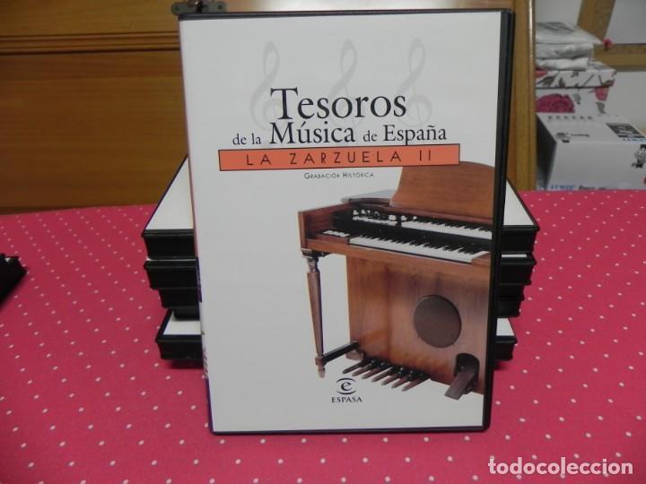 CDs de Música: TESOROS DE LA MÚSICA DE ESPAÑA (COLECCIÓN COMPLETA EN DOCE CDS. NUEVOS) - Foto 15 - 165666258