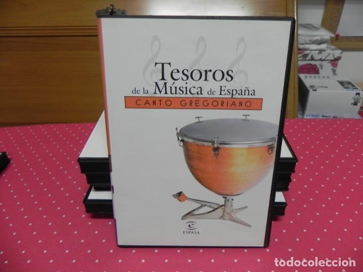 CDs de Música: TESOROS DE LA MÚSICA DE ESPAÑA (COLECCIÓN COMPLETA EN DOCE CDS. NUEVOS) - Foto 16 - 165666258