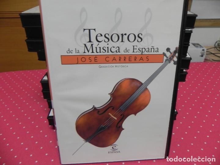 CDs de Música: TESOROS DE LA MÚSICA DE ESPAÑA (COLECCIÓN COMPLETA EN DOCE CDS. NUEVOS) - Foto 17 - 165666258