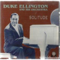 CDs de Música - CD DUKE ELLINGTON AND HIS ORCHESTRA : SOLITUDE - 165670006