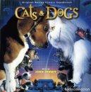 CDs de Música: JOHN DEBNEY - CATS & DOGS - CD. Lote 165670102
