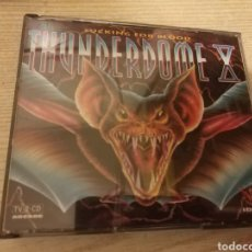 CDs de Música: THUNDERDOME X 10 - SUCKING FOR BLOOD 2 CD ARCADE - ID&T - HARDCORE MUSIC COMPILATION. Lote 165716402
