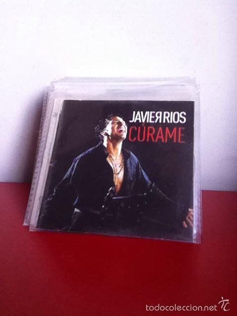 CD JAVIER RÍOS. CURAME (Música - CD's Pop)