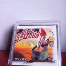 CDs de Música: 2 CD'S. DISCO ESTRELLA. VOL.2.. Lote 165727002