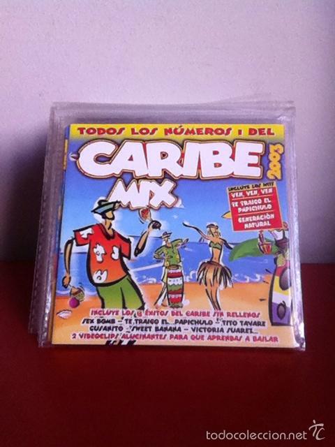 CD. CARIBE MIX. 2003 (Música - CD's Latina)
