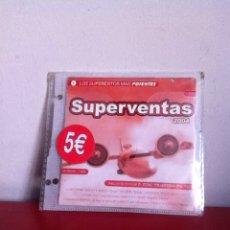 CDs de Música: 2 CD'S. SUPERVENTAS 2004. Lote 165728490