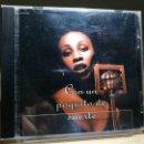 CDs de Música: CON UN POQUITO DE SUERTE CD 2000 PROMO LOTERIAS Y APUESTAS DEL ESTADO 7-TEMAS. Lote 165736010