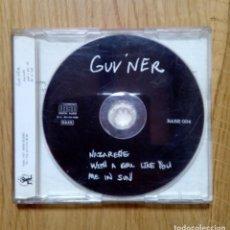CDs de Música: GUV ' NER - (CD SINGLE), RADIATION RECORDS, 1996. EUSKAL HERRIA.. Lote 165743198