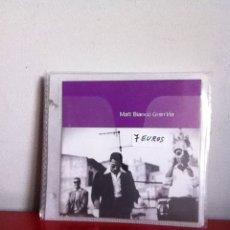 CDs de Música: CD. MATT BIANCO. GRAN VÍA. Lote 165752896