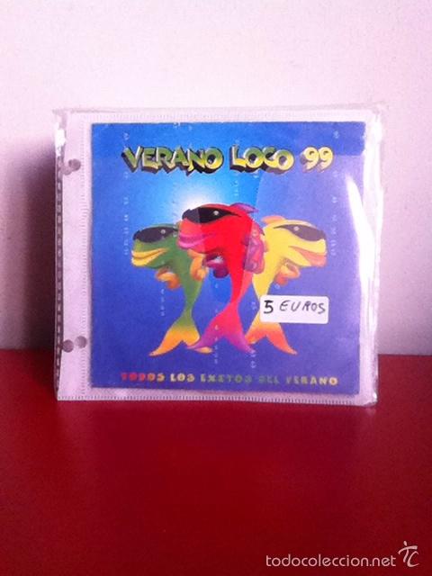 2 CD'S VERANO LOCO 99 (Música - CD's Pop)