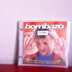 CDs de Música: 2 CD'S BOMBAZO MIX 4. Lote 165754932