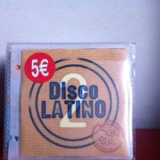 CDs de Musique: 2 CDS DISCO LATINO. Lote 165757481