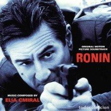 CDs de Música: RONIN / ELIA CMIRAL CD BSO. Lote 295879218