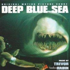 CDs de Música: DEEP BLUE SEA -SCORE- / TREVOR RABIN CD BSO. Lote 165798514