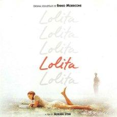 CDs de Música: LOLITA / ENNIO MORRICONE CD BSO. Lote 205734348