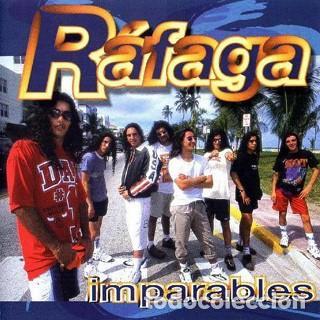 RAFAGA - IMPARABLES (ARGENTINA, 1998) (Música - CD's Latina)