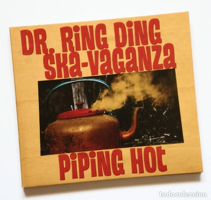 CD - DR. RING DING SKA-VAGANZA - PIPING HOT (PORK PIE BR012CD) SKINHEAD, REGGAE, MOD, SKA, RUDE (Música - CD's Reggae)