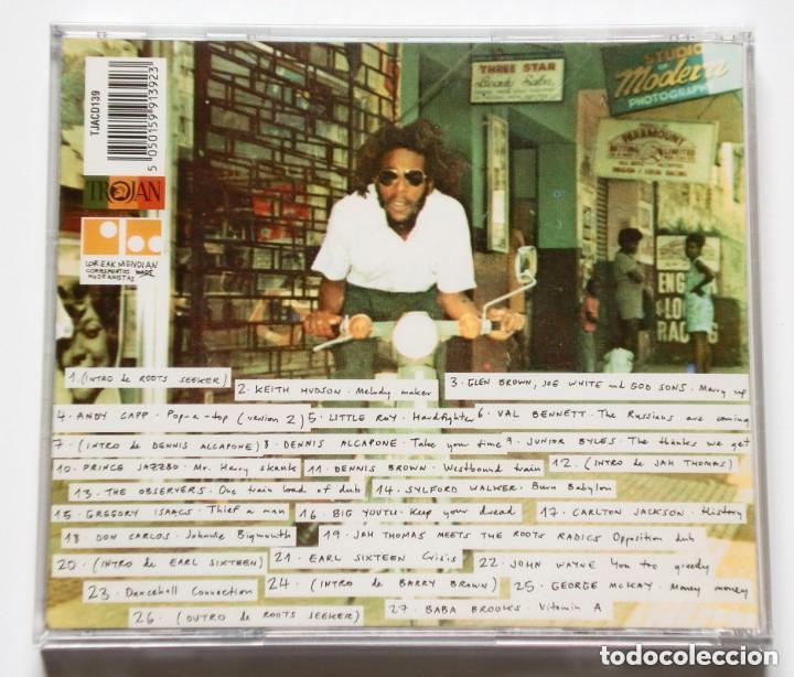 CDs de Música: CD - SPANISH TROJAN SOUND BOX - Reggae - 27 Track Compilation - Precintado - Foto 2 - 165832646