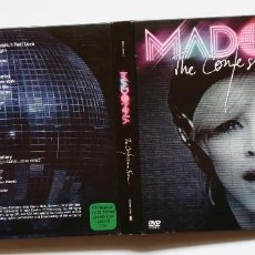 CDs de Música: CD + DVD: MADONNA THE CONFESSIONS TOUR (2007) HANG UP, LIKE A VIRGIN,... . Lote 165840730